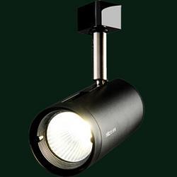 NVCLighting雷士照明雷士照明(NVC)led轨道灯射灯导轨灯背景墙家用展厅轨道灯黑色灯体12w中性光49.3元(需买3件,共147.9元)