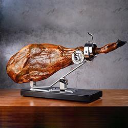 5J(Cincojotas)西班牙伊比利亚黑标火腿 整后腿9-10kg礼盒装(送火腿架+刀)+凑单品