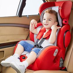PLUS会员:gb好孩子CS768儿童安全座椅0-7岁719元包邮(双重优惠)