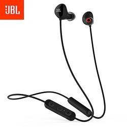 JBLC125BT无线蓝牙耳机入耳式运动耳机磁吸颈挂式苹果华为小米通用耳机幻夜黑179元