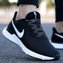 NIKE【满199减20,满399减40】幸运叶子Nike耐克鞋男鞋春季新款网面运动鞋休闲透气跑步鞋CZ8591-001339元(包邮)