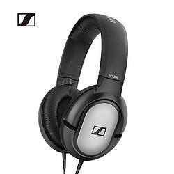 SENNHEISER森海塞尔森海塞尔HD206专业降噪监听重低音华为苹果头戴有线耳机199元