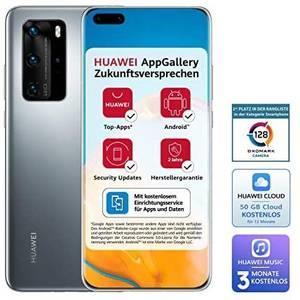 HUAWEI 欧版 P40 Pro 8+256 霜银色5227.22元