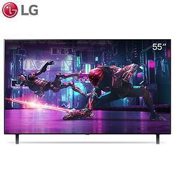LG乐金OLED55A1PCA55英寸OLED4K超高清电视9999元(需用券)