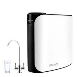 KOROZO家用500G即滤型无桶反渗透RO膜双出水净水机直饮 3699元