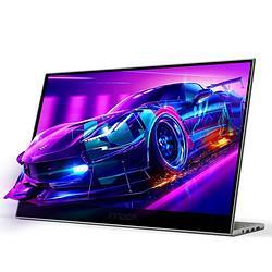 Innocn联合创新INNOCN便携式显示器4Kps4/5触摸显示屏幕手机电脑副屏笔记本外接扩展移动分屏15.6英寸hdmiType-CN1U2097元