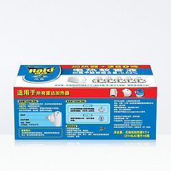 Raid雷达蚊香雷达王牌电蚊香液无味280晚2200小时+配加热器电蚊片