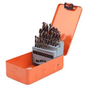GREENER 绿林工具 绿林工具麻花钻头13件套8.4元包邮! 8.4元 8