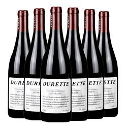 Duruite杜瑞特南陆干红葡萄酒750ml整箱六瓶    104元(需用券)