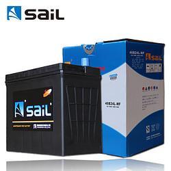 sail风帆风帆(sail)汽车电瓶46B24L/R12V长安铃木羚羊CM8V5都市彩虹258元