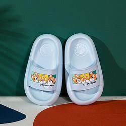 永豆儿童拖鞋1-3岁宝宝浴室拖鞋
