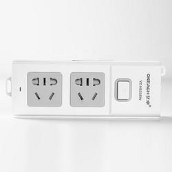 亿卓(OKEACH)无线插板不带线插座插线板插排排插接线板拖线板YZ-H522W8.23元(需买3件,共24.7元,需用券)