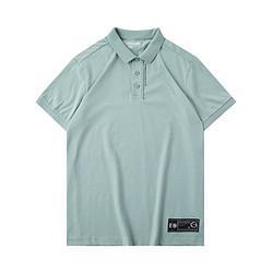 LI-NING李宁BADFIVEAPLQ067男款休闲polo衫 133