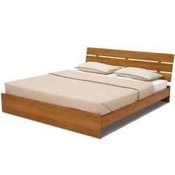 QM曲美家居简约环保木质双人床床头柜棕簧两用床垫组合2669元包邮(双重优惠)