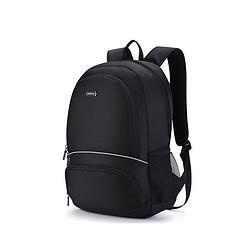 AMERICANTOURISTER美旅轻便多功能双肩包休闲背包防泼水大容量旅行包电脑包TF900196