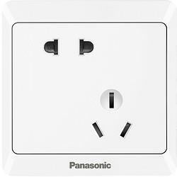 Panasonic松下WMWA123-N斜位五孔插座 8.76