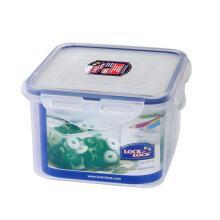 LOCK&LOCK 乐扣乐扣 塑料保鲜盒长方形 HPL855 860ml*2件19.9元包邮(合9.95元/件)