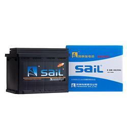 sail风帆风帆(Sail)汽车电瓶蓄电池6-QW-60/L2-40012V雪佛兰科鲁兹富康迈锐宝凌渡爱唯欧标致408以旧换新上门安装368元