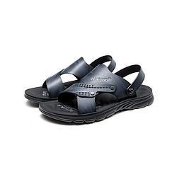 AOKANG奥康奥康男鞋2021夏季新款两穿舒适透气沙滩凉鞋男凉 128