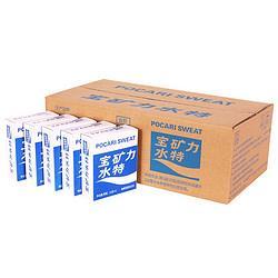 POCARISWEAT宝矿力水特宝矿力水特(POCARISWEAT)粉末冲剂电解质固体饮料整箱装20盒(可冲水100杯)139元(需用券)