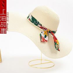 shanghaistory上海故事防晒遮阳大帽檐帽子 22