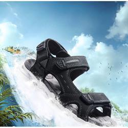 CAMEL骆驼W022307482男士沙滩凉鞋 302