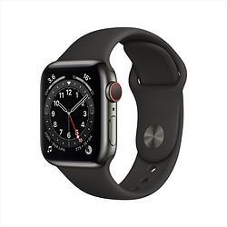Apple苹果AppleWatchSeries62020年新款智能手表铝制表壳40mm/44mmGPS/蜂窝款 2659