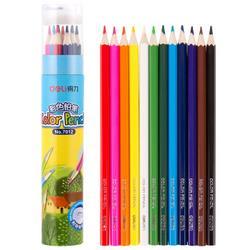 deli得力7012彩色铅笔桶装 4.5元(需买5件,共22.5元)