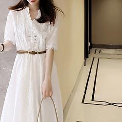 EVE依文女士连衣裙 199元(包邮,需用券)