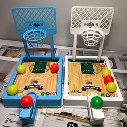 儿童桌面弹射投篮机亲子互动 19.8元(需用券)