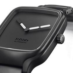 雷达表(RADO)瑞士手表真我系列Undigital-YOY设计师款高科技陶瓷自动机械腕表R2707515217100元