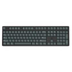 HP惠普K10C有线机械键盘108键茶轴黑色229元包邮(需买2件,共458元,需用券)