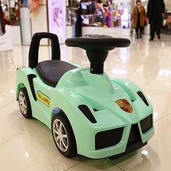 哦咯儿童扭扭车宝宝滑行车带音乐溜溜车55.8元(需用券)