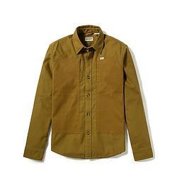 Timberland添柏岚男款户外宽松工装外套式衬衫480元