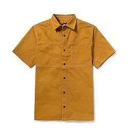 Timberland添柏岚男款户外休闲工装风格短袖衬衫451元