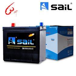sail风帆风帆(Sail)汽车电瓶蓄电池46B24LS12V本田思铂睿凌派奥德赛2.4起亚千里马258元