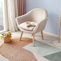 QuanU全友DX106010客厅阳台单椅子188元
