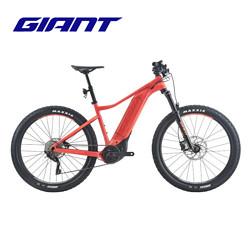 GIANT捷安特Giant捷安特新款XTCEPro成人变速电动山地助力自行车柚红27.5x405(S)建议身高160-170cm16800元