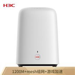 H3C新华三B5子母路由器1200M1母装 268元(需用券)