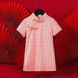 CLASSICTEDDY精典泰迪21年夏新款儿童裙子婴幼裙装汉服女童连衣裙 66元