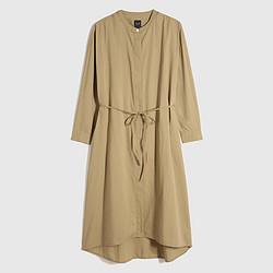 Gap盖璞Gap女装气质纯棉宽松连衣裙6698952021夏季新款 178元