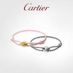 Cartier卡地亚Trinity系列B6068800女士手绳4200元