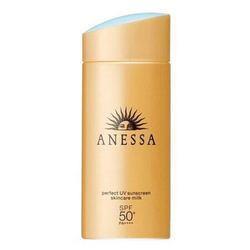 ANESSA安热沙Shiseido|安热沙金瓶清透防水防晒霜SPF50+90ml安耐晒199元