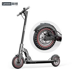 ThinkPad思考本联想LenovoM2电动滑板车男女成人便携可折叠黑色免充气蜂窝胎1749元