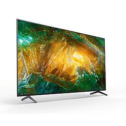 SONY索尼KD-65X8000H65英寸4K液晶电视 4194元
