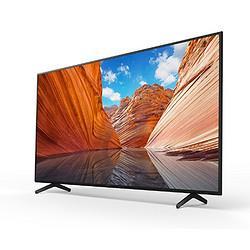 SONY索尼KD-75X80J75英寸液晶电视8898元