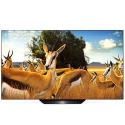 LG乐金OLED65B9FCA65英寸4KOLED电视13999元包邮