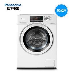 Panasonic松下松下(Panasonic)滚筒洗衣机带烘干10公斤除螨洗烘一体变频XQG100-EGALW3932元(需用券)