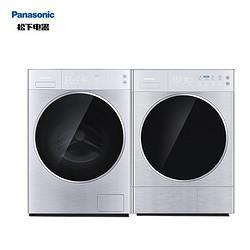Panasonic松下松下(Panasonic)超薄滚筒洗衣机10公斤轻奢L系列高端变频XQG100-L1655832元(需用券)