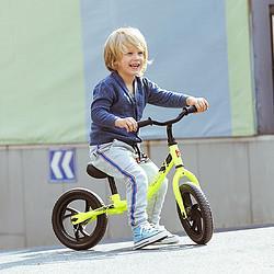 gb好孩子好孩子平衡车儿童自行车无脚踏1-3-6-12滑步车小孩宝宝滑行车 239元